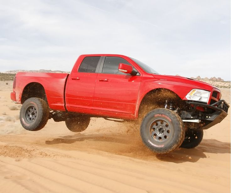 Dodge Ram-Runner (Production Desert Truck) - Pirate4x4.Com : 4x4 and Off-Road Forum