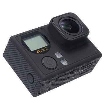 XANES D3-10 Allwinner V3 4K 8MP Wifi Action Camera 170° Ultra-wide Lens Mini Recorder Sport Camera