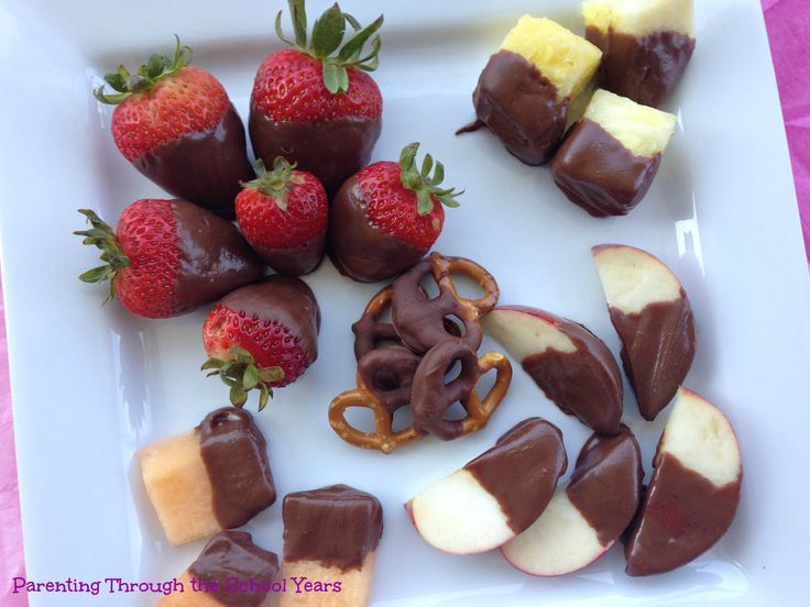 Chocolate Covered Fruit -  What are your Mother's Day plans? I used to think that Mother's Day meant a day off. Not. Unless that is you have Mother's Day seniority. Which of course I have yet to earn.  On my first Mother's Day I ...