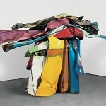 "A group of ""rogue art enthusiasts"" created their own audio guide to accompany the exhibit ""Choices"" at the Guggenheim.: Exhibitions Choice, Art Sculpture, John Chamberlain, New York, Glossalia Adagio, 1984 Ripped, Guggenheim Museums, Sculpture Art, Chamberlain Guggenheim"