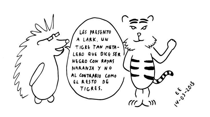 Mochito presenta a Lark