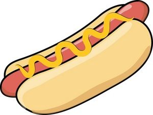 Package Of Hot Dogs Vector