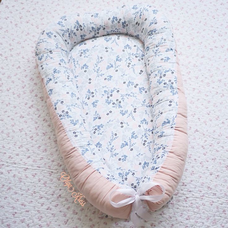 "Babynest ""Tender patterns"" by Olgakress on Etsy"