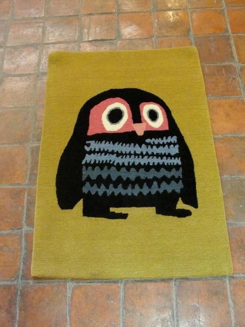 Chris Haughton rug @Sarah Chintomby McCollum @Megan Ward Weeks