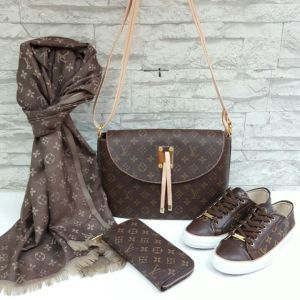 Louis Vuitton 1126 – Ayakkabı, Çanta, Cüzdan, Şal Kombin