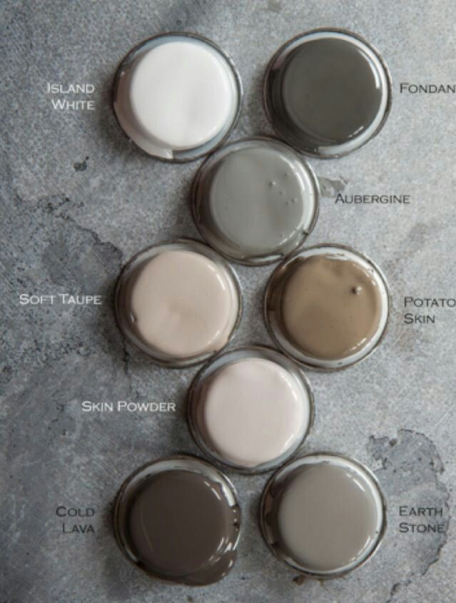 Colour palette-My Color Palette for the farmhouse spruce-up..lovely soft grays and other neutrals