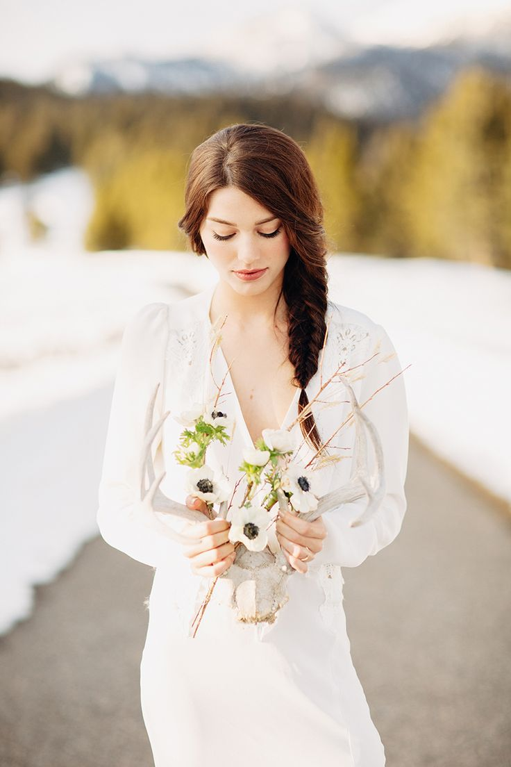 111 best wedding images on pinterest stone cold fox blue suits lone mountain ranch winter wedding inspiration montana weddingbride hairstylesstone cold foxparty ombrellifo Images