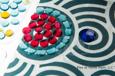 Exploring spatial patterns - for kids