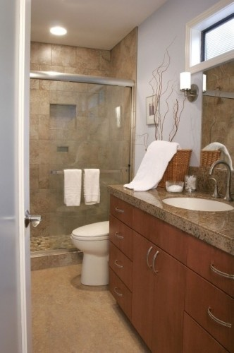 133 best small bathroom ideas images on pinterest for Bathrooms b q installation