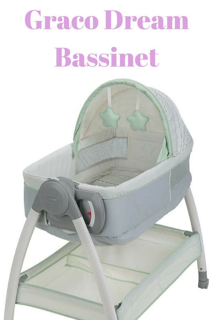 Graco Dream Suite Bassinet Features Two Speed Vibration