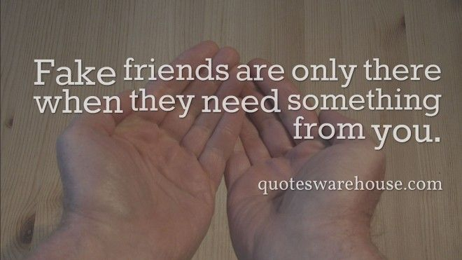Quotes About Only When They Need You
