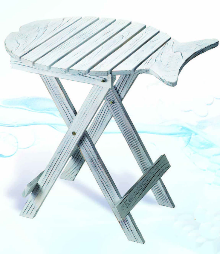 Nautical Outdoor Furniture - Table