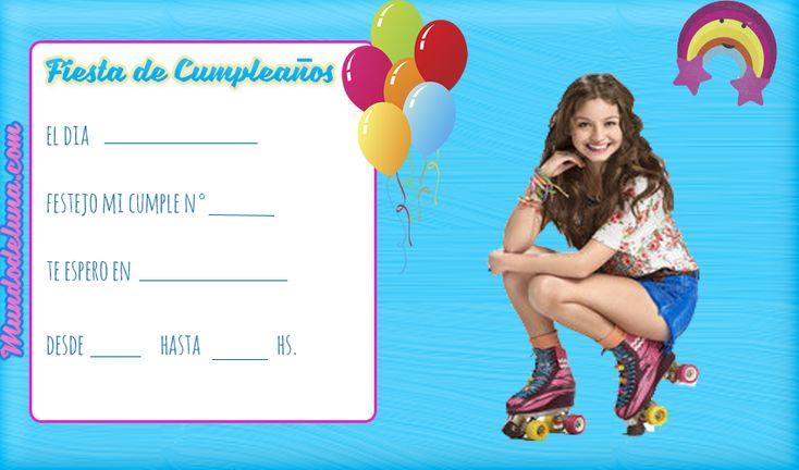Lo Mejor de Soy Luna lo encontrarás en Mundodeluna.com sitio web que te ofrece invitaciones de cumpleaños, ideas para decoración, imágenes de Karol, miles de imprimibles, juegos y manualidades entr…