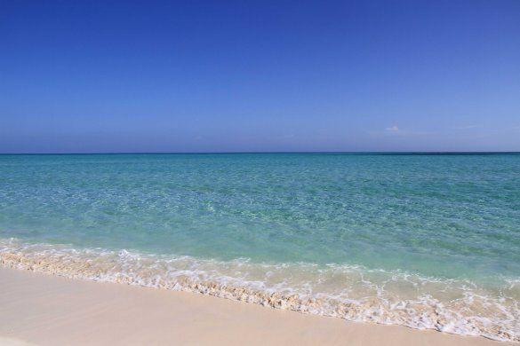Lo splendido mare di Cayo Levisa piccola isola a Cuba una esclusiva Press Tours #cuba #presstours #mare