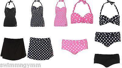 Pink navy black swim #skirt boy #shorts briefs tankini #bikini top new size 8-20,  View more on the LINK: http://www.zeppy.io/product/gb/2/201570863981/