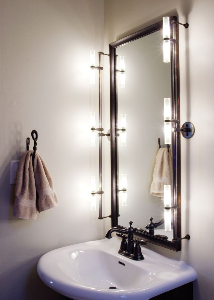 Find This Pin And More On Bathroom Lighting Ideas By Lbllighting