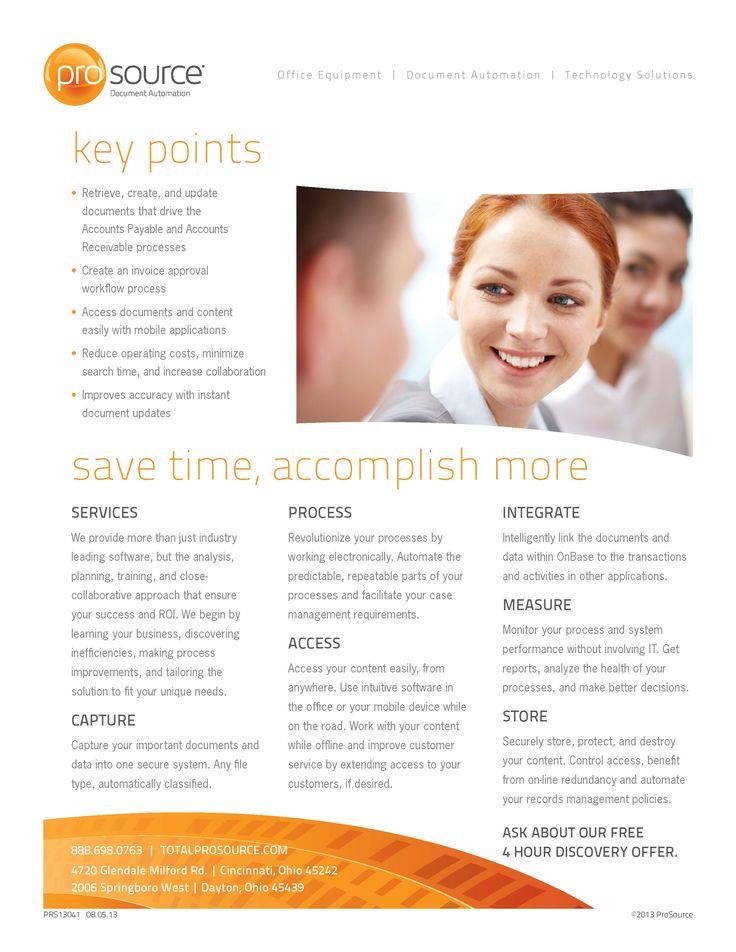 Financial #Document #Management Overview - Key Points  http://bit.ly/docautofinancial