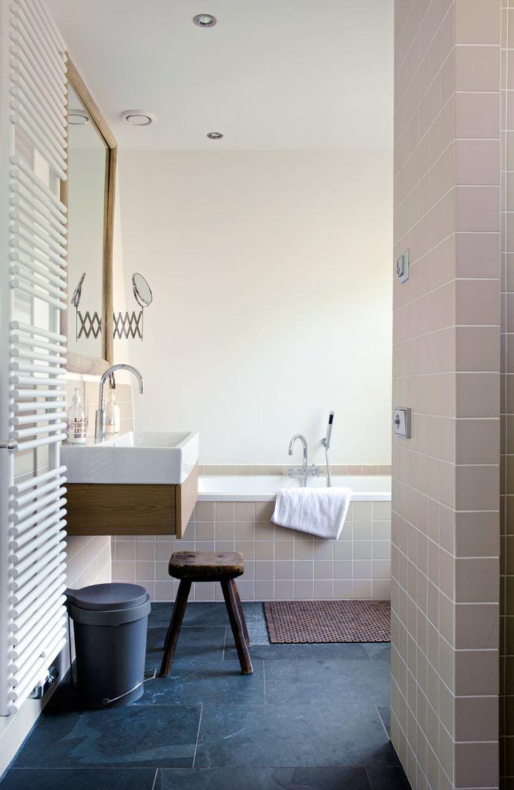 Badezimmer ideen marine und weiß  best badkamer images on pinterest  architecture bathroom and