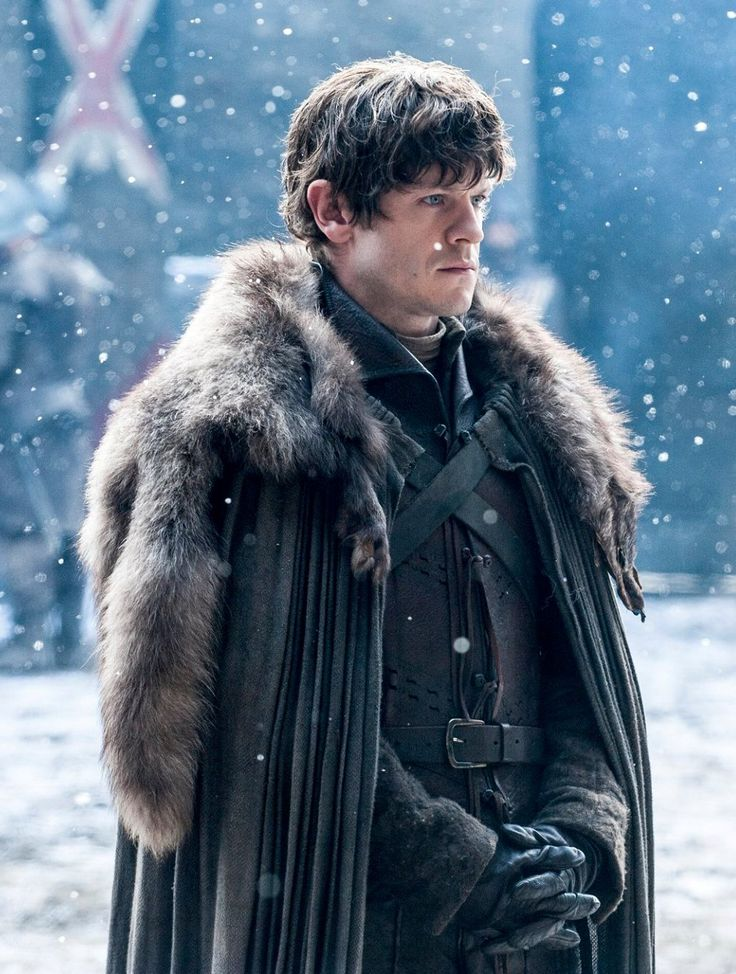Iwan Rheon as Ramsay Bolton – photo Helen Sloan/S06