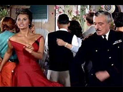 PANE AMORE E... (Film Completo con VITTORIO DE SICA E SOPHIA LOREN)