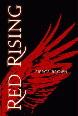 Red Rising by Pierce Brown. Darrow is a miner and a Red, a member of the lowest caste in the color-coded society of the future. Like his fellow Reds, he digs all day, believing that he and his people are making the surface of the planet livable for future generations. Darrow has never seen the sky. But Darrow and his kind have been betrayed. Soon he discovers that humanity already reached the surface generations ago. Darrow and Reds like him are nothing more than slaves to a decadent ruling…