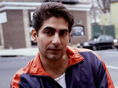 christopher moltisanti always rocking a track suit