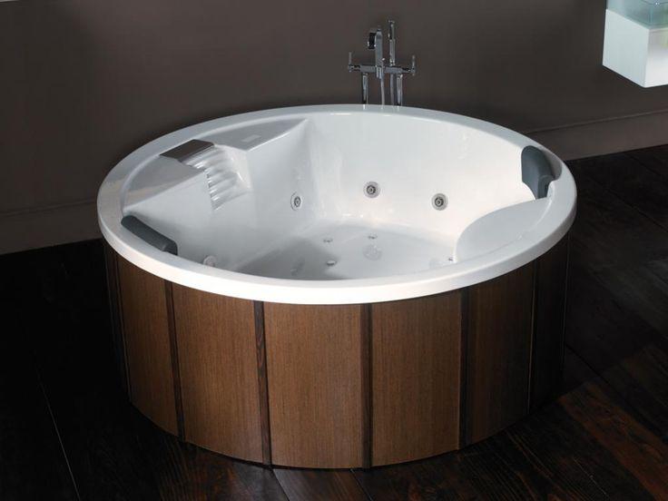 baeras con hidromasaje y mini piscinas exteriores de sanycces para disfrutar de un spa en tu