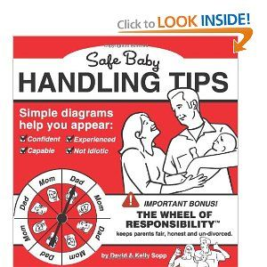 Safe Baby Handling Tips: David Sopp, Kelly Sopp: 9780762424917: Amazon.com: Books $7.96