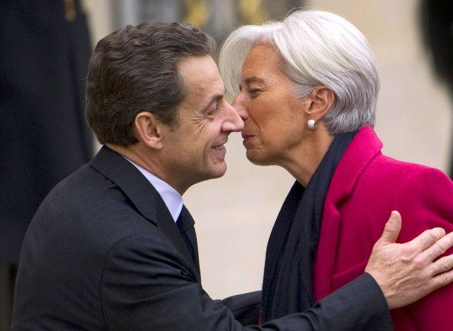 Affaire Tapie : Lagarde puis Sarkozy ? | Le Ficanas ®
