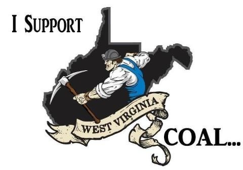 WV Coal Miners Daughter and PROUD!!!!!
