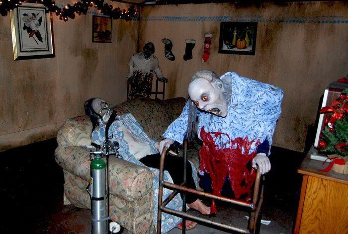 The haunted hotel is one of the oldest scary entertainment for San francisco haunted hotel
