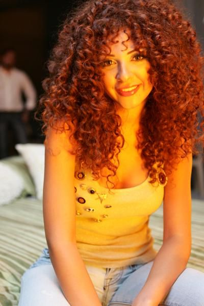 Myriam Fares Wow Her Hair I Want It Perfection Hair