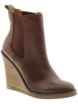 high-heeled Blundstones!