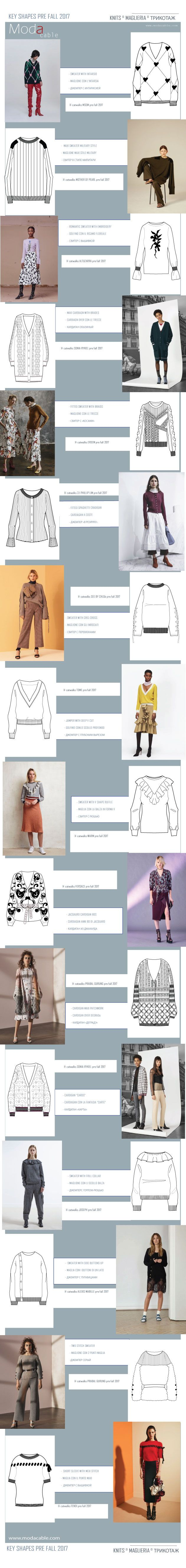 key shapes pre fall 2017 only at modacable.com....subscribe for FREE!!!