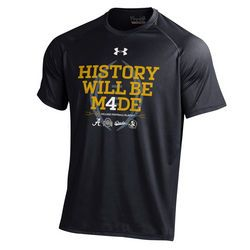 Ohio State Buckeyes 2015 College Football Playoff T Shirt Under Armour  - $23.99