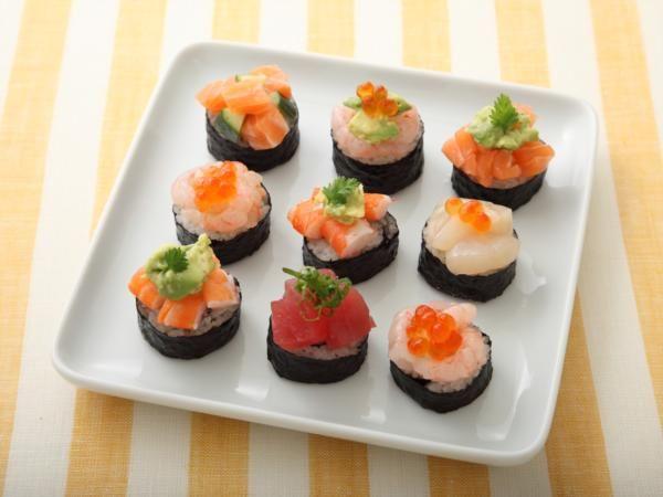 えびのおつまみ寿司
