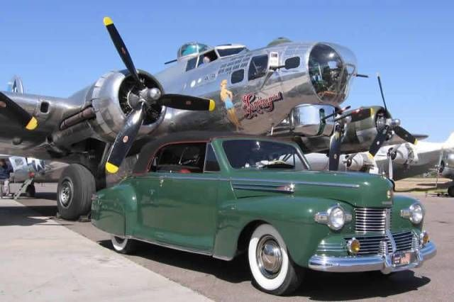 1942 Lincoln Convertible Re Pin Brought To You By Carinsurance At Houseofinsurance In