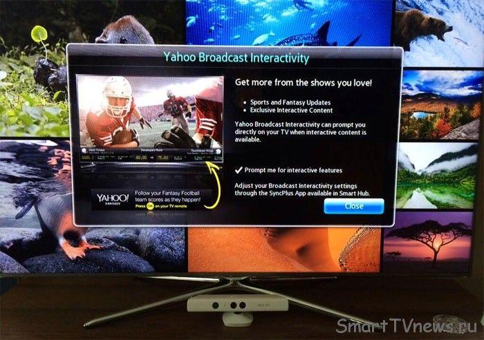 Samsung выпускает Smart TV с предустановленной рекламой