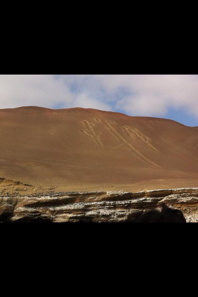 El Candelabro - Paracas.