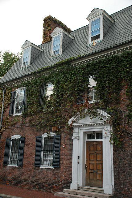 Ivy League Cottage