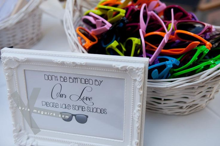 Another colourful idea that shows how much you care about your guests.Photography by Kris Mcguirk.