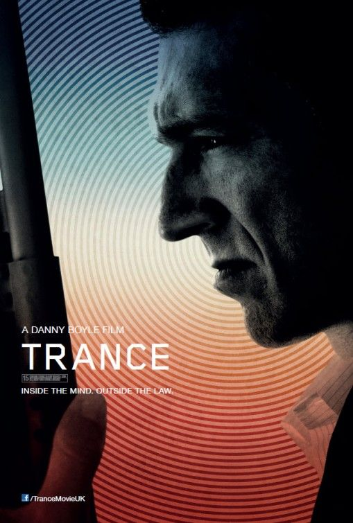 Danny Boyle's Trance thriller has added a fresh character poster for Vincent Cassel who plays Franck. Also starring are James McAvoy and Rosario Dawson. Fox Searchlight Pictures distributes the film which reteams director Boyle with Shallow Grave and Trainspotting writer John Hodge, writing alongside Joe Ahearne.