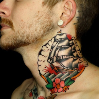 278 best images about my tattoo ideas on pinterest for Adam reynolds neck tattoo