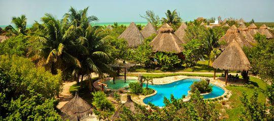 Hotel Villas Delfines en Holbox | Hoteles en Holbox
