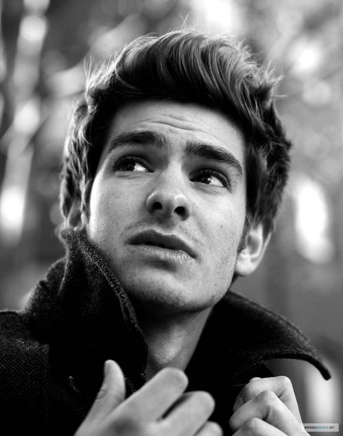 Andrew Garfield. Way more attractive in the Social Network than in Never Let Me Go.