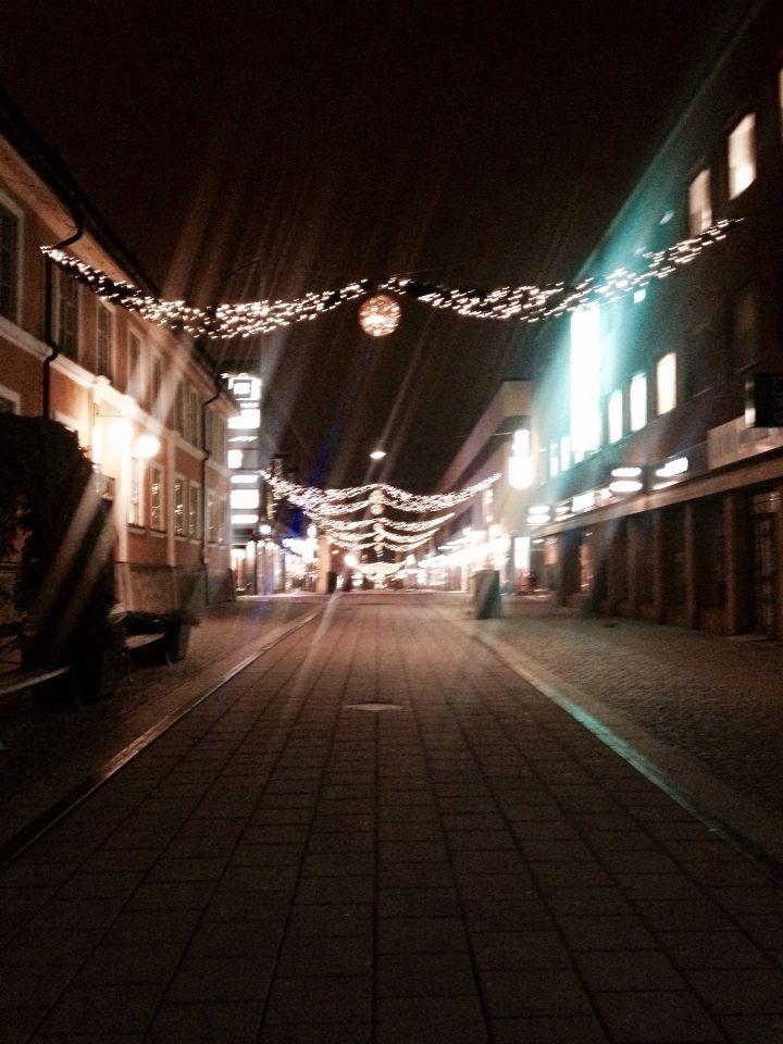 December Uppsala