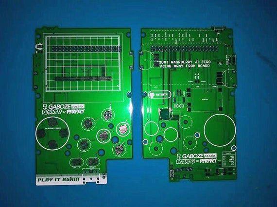 Gaboze Pocaio Round 2 Perfect 2 6 Screen Bare Pcb Board Logicboard Pcb Board Screen Perfection