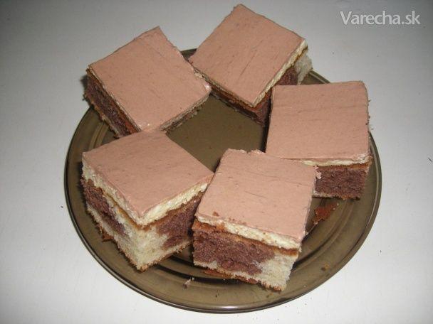 Úžasný tvarohový koláč (fotorecept)