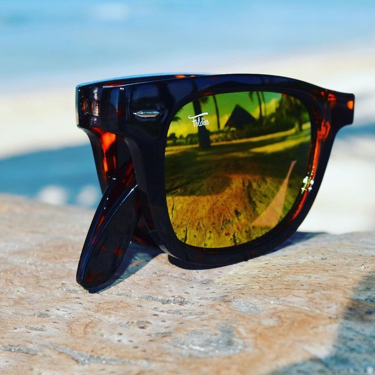 07b0019418 Tortoise Shell with Polarized Amber Mirror Lens