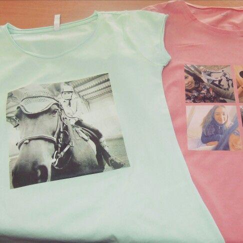 Ajándékba készült pólók